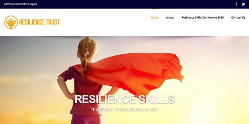 The Resilience Trust Home Page
